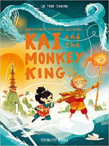 Kai and the Money King Book