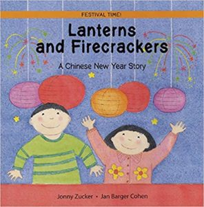 Lanterns and Firecrackers Book