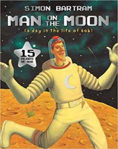 Man on the Moon Book