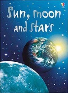 Sun, Moon and Stars Book