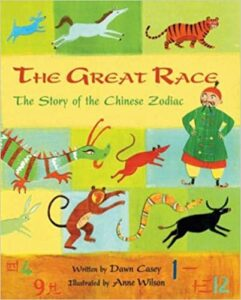 The Great Race Story Book