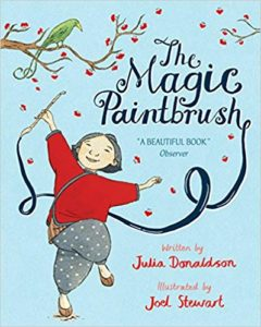The Magic Paintbrush Book