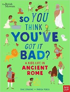 A Kid's Life in Ancient Rome Book