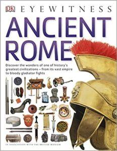 Ancient Rome DK Book