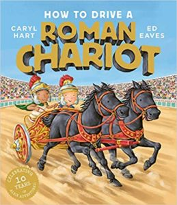 How to Drive a Roman Chariot Book