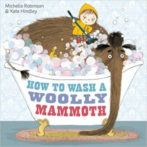 How to Wash a Woolly Mammoth Book