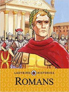 Ladybird History Romans Book