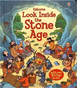 Look Inside Stone Age Book
