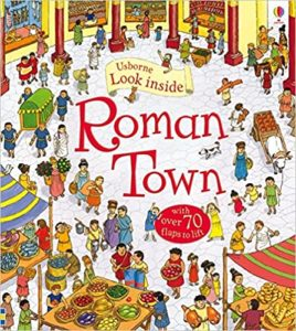 Look Inside a Roman Town Book