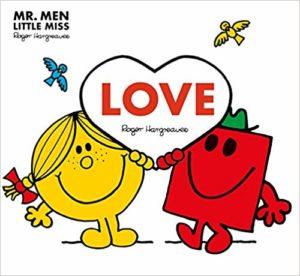 Mr Men Love Book