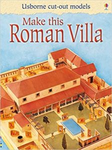 Make A Roman Villa Book