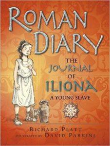 Roman Diary Book