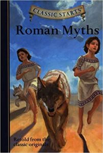 Roman Myths Book
