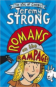 Romans on the Rampage Book