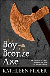 The Boy With the Bronze Axe Book