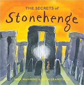 The Secrets of Stonehenge Book
