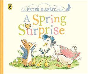 A Spring Surprise Book