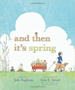 And Then It's Spring Book