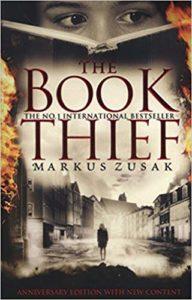 Book Thief Cover