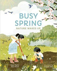Busy Spring Book