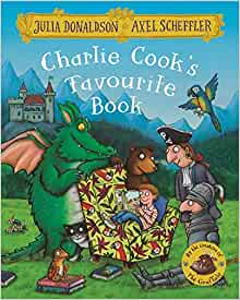 Charlie Cook's Favourite Book Cover