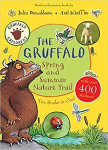 Gruffalo Spring Book