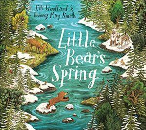 Little Bear's Spring Book