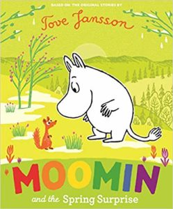 Moomin and the Spring Surprise Book