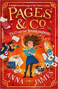 Pages and Co Book Cover