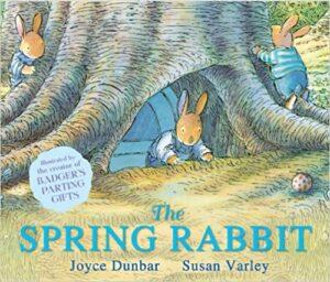 Spring Rabbit Book
