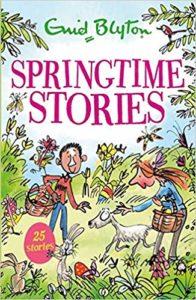 Springtime Stories Book