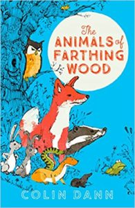Animals of Farthing Wood Book