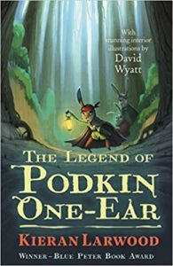 Legend of Podkin One-Ear Book