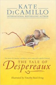 Tale of Despereaux Book