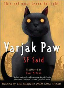 Varjak Paw Book