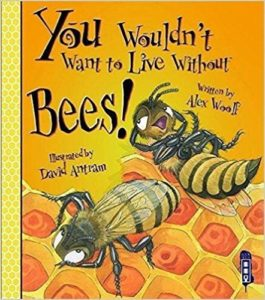 You Wouldn't Want to Live Without Bees Book