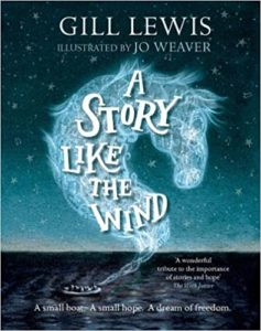 A Story Like the Wind Book