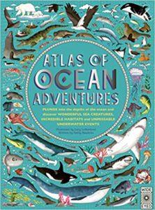 Atlas of Ocean Adventures Book
