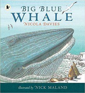 Big Blue Whale Book