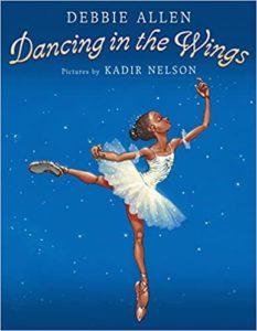Dancing in the Wings Book