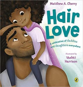 Hair Love Book