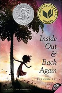 Inside Out & Back Again Book