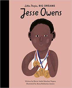 Jesse Owens Book