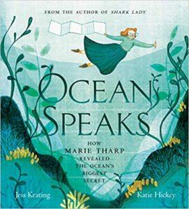 Ocean Speaks Book