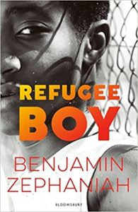 Refugee Boy Book