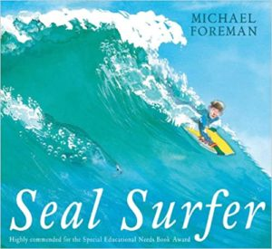 Seal Surfer Book