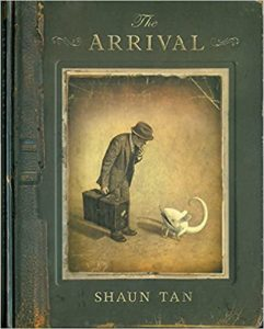 The Arrival Book