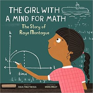 The Girl With a Mind For Math Book