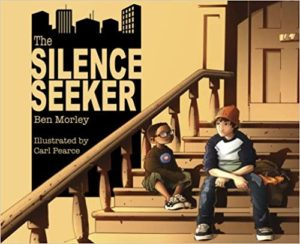 The Silence Seeker Book