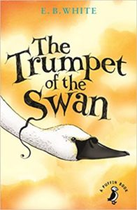 Trumpet of the Swan Book